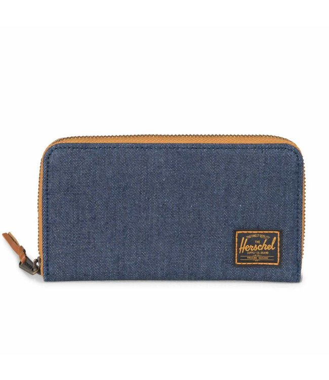 HERSCHEL SUPPLY CO. Thomas Denim Wallet - Dark Denim