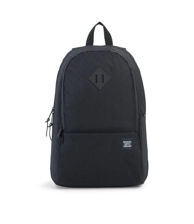 HERSCHEL SUPPLY CO. Nelson Backpack - Black/Black Rubber