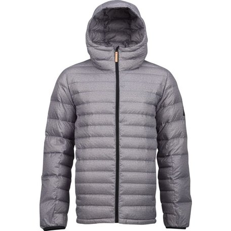 EVERGREEN HOODED DOWN INSULATOR