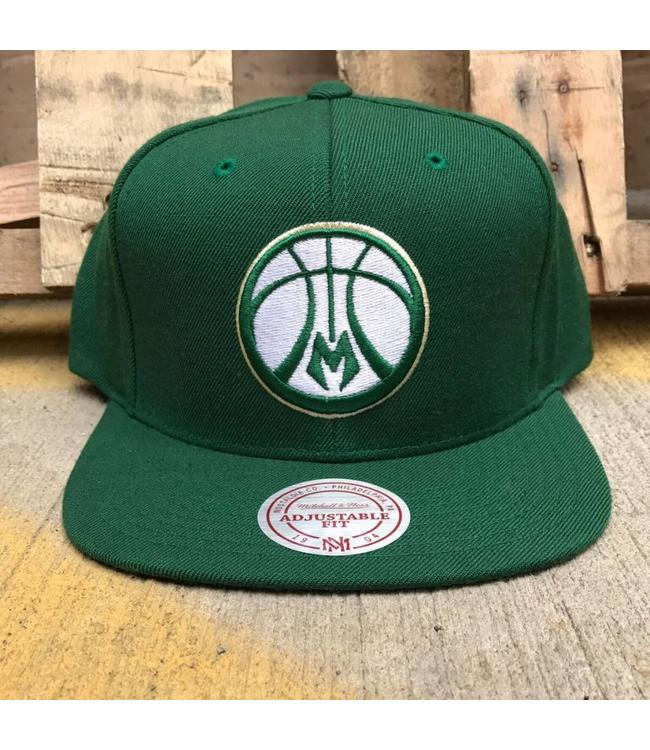 MITCHELL AND NESS NBA Current Wool