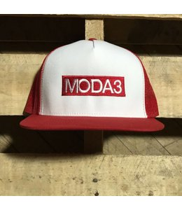 MODA3 COLORED BOX TRUCKER