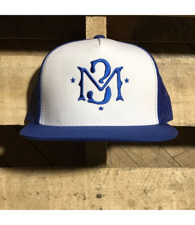 MODA3 Colored M3 Logo Trucker Hat