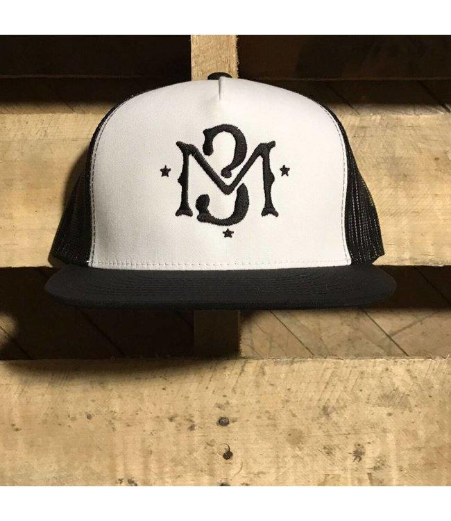 MODA3 Colored M3 Logo Trucker Hat