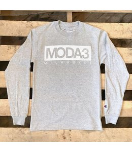 MODA3 BOX LOGO LONG SLEEVE