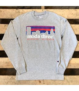 MODA3 CITY LOGO LONG SLEEVE