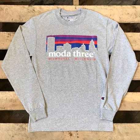 CITY LOGO LONG SLEEVE