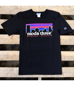 MODA3 CITY LOGO T-SHIRT