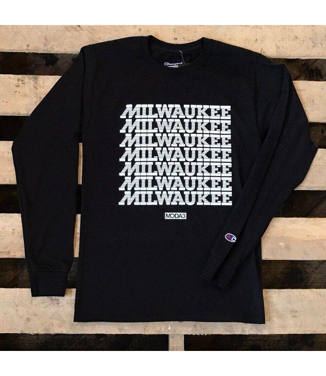 MODA3 Milwaukee Long Sleeve T-Shirt