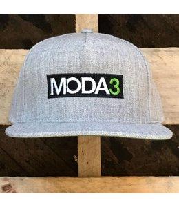 MODA3 BOX LOGO SNAPBACK
