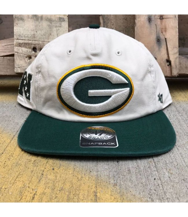 '47 BRAND Packers Marvin Hat