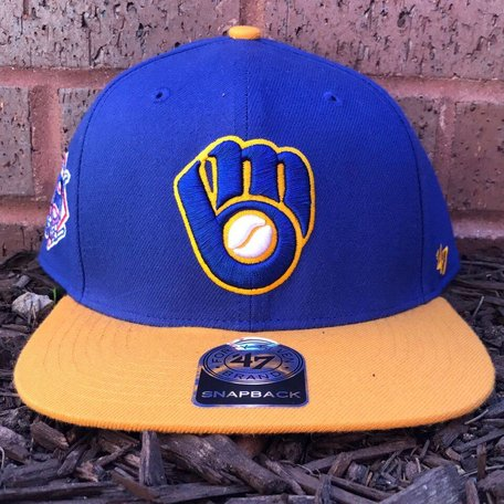 BREWERS SURE SHOT 2-TONE