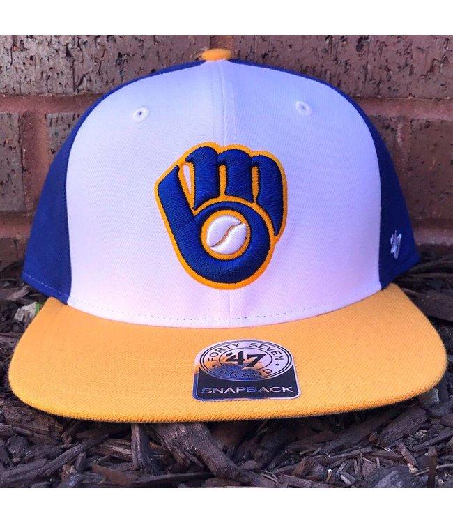 '47 BRAND Brewers Amble Captain Hat