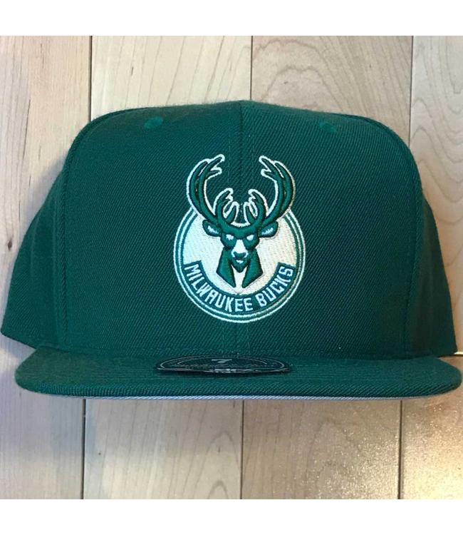 MITCHELL AND NESS Team Solid Fitted Hat