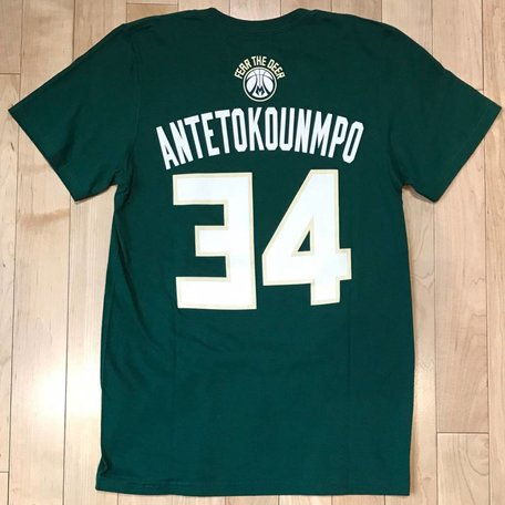 GIANNIS JERSEY T