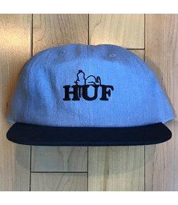 HUF SNOOPY 6-PANEL