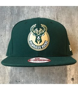 NEW ERA GREEN PRIMARY SNAPBACK