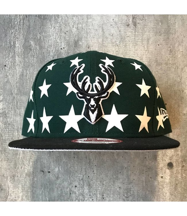 NEW ERA All-Star Game Starry Snapback Hat