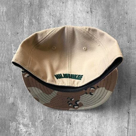 6 DAY CAMO FITTED