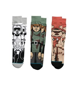 STANCE SOCKS RETURN OF THE JEDI