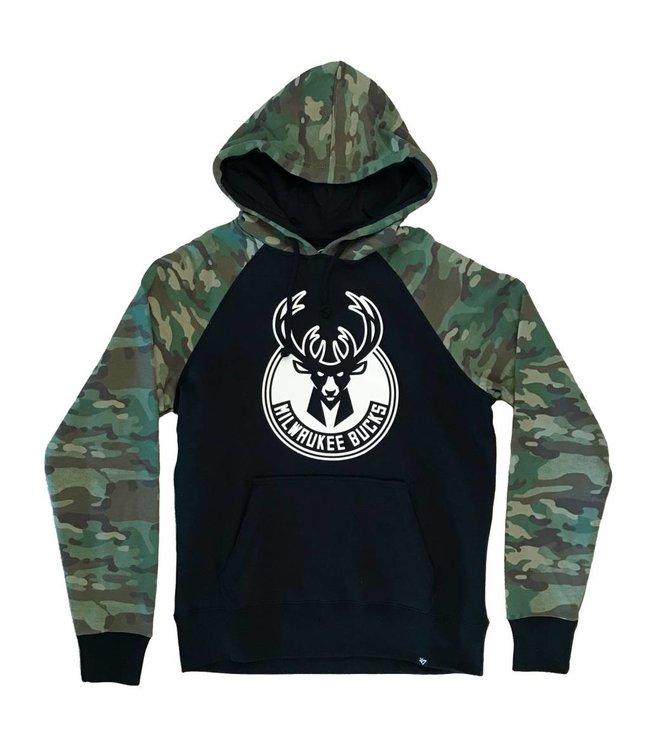 '47 BRAND Alpha Camo Hooded Sweatshirt