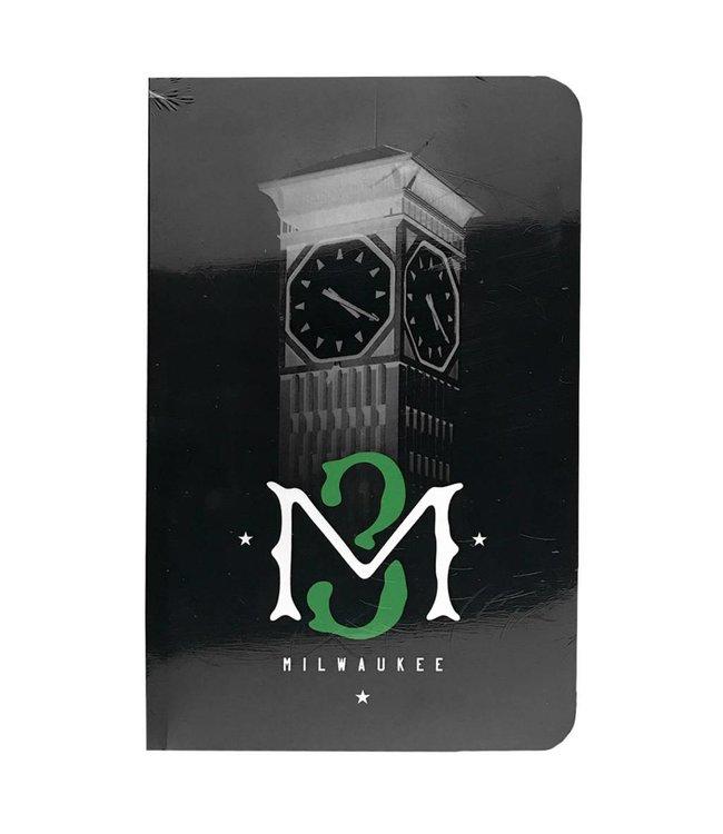 M3 Logo Unlined Notebook