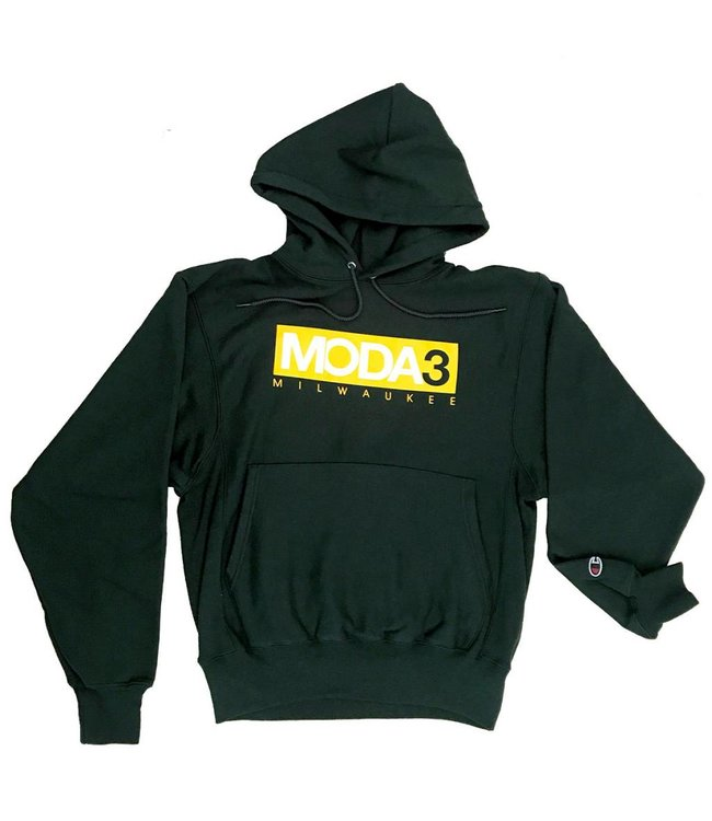 MODA3 Box Logo Champion Hoodie