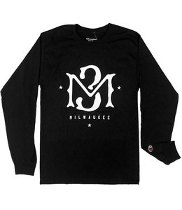 MODA3 M3 LOGO CHAMPION LONG SLEEVE