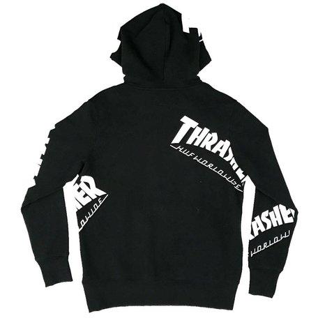 THRASHER TDS HOODIE