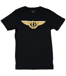DOPE COUTURE GOLD CONTINENTAL SS TEE