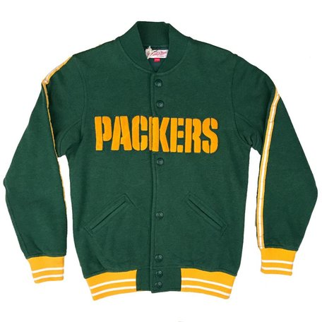 PACKERS PLAY CALL JACKET