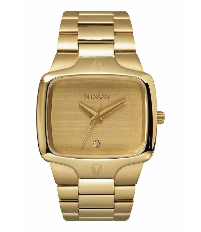 NIXON Player Watch - Gold/Gold