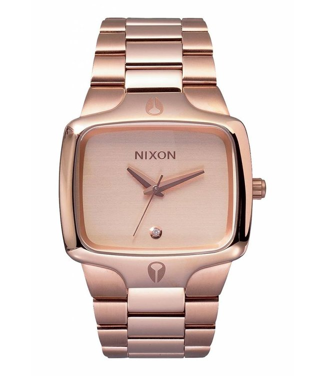 NIXON Player Watch - All Rose Gold
