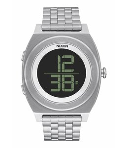 NIXON TIME TELLER DIGI SS WATCH