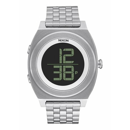 TIME TELLER DIGI SS WATCH
