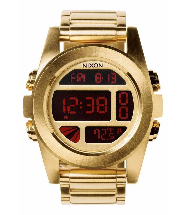 NIXON Unit SS Watch - All Gold