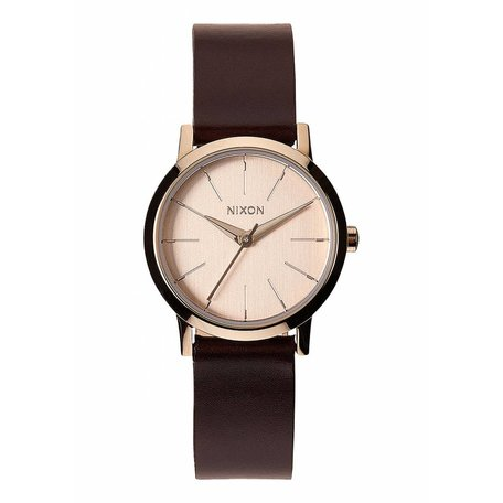 KENZI LEATHER WATCH