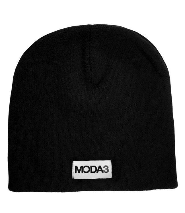 MODA3 Box Logo No Cuff Beanie