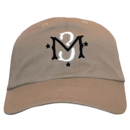 M3 LOGO DAD HAT