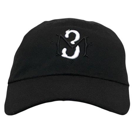 M3 LOGO DAD HAT