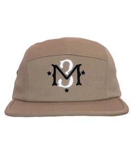 MODA3 M3 LOGO 5-PANEL HAT