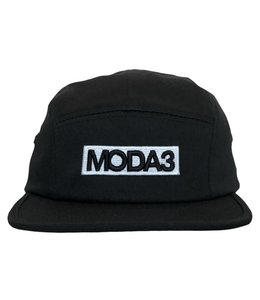MODA3 BOX LOGO 5-PANEL HAT