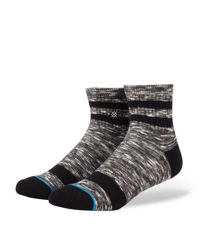 STANCE SOCKS Mission Quarter Socks - Black