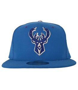 NEW ERA BLUE METALLIC SNAPBACK