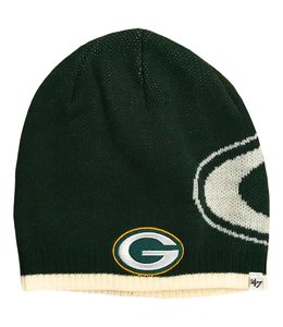 '47 BRAND GREEN BAY PACKERS PEAKS BEANIE