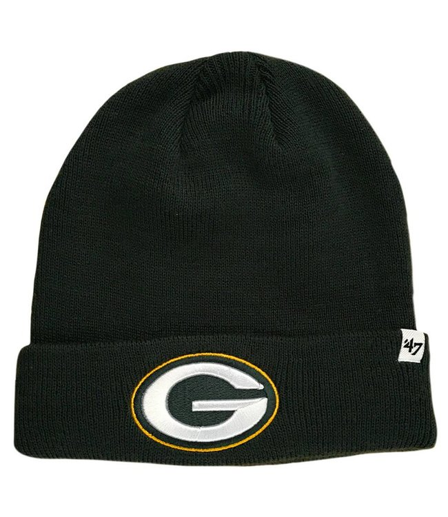 '47 BRAND Packers Raised Cuff Beanie