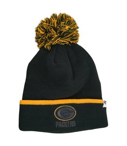'47 BRAND GREEN BAY PACKERS BARAKA CUFF BEANIE