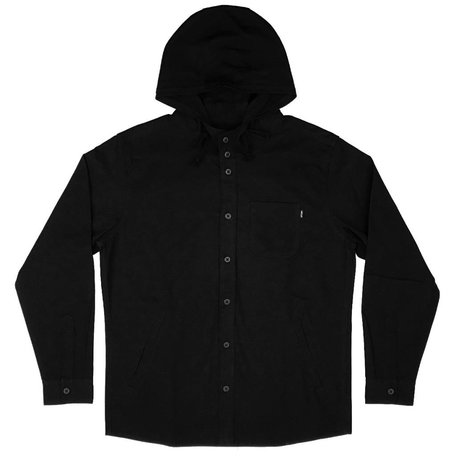 HOODED FIELD SHIRT