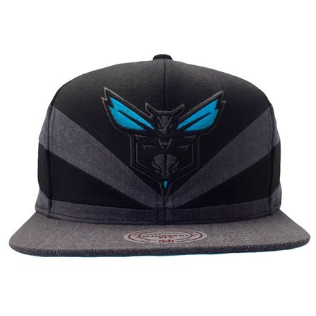 HORNETS BLACK SLASH