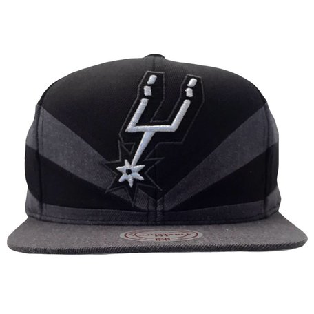 SPURS BLACK SLASH