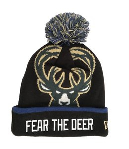 NEW ERA 2016 FEAR THE DEER BEANIE